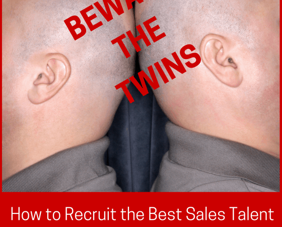 Recruit Great Sales People – Minimising the Costly Risks in Sales Recruitment