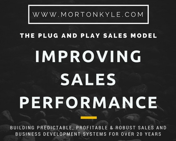 Sales Performance – What Do You Really, Really Want?