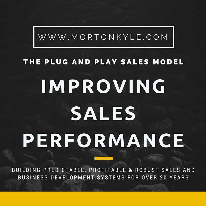 The Plug and Play Sales Model