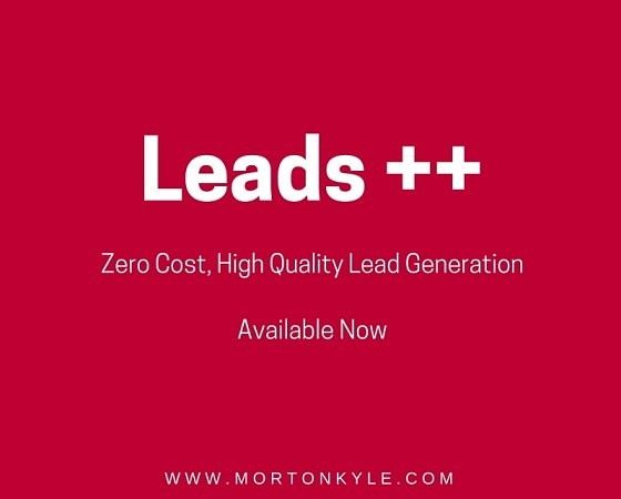 The Best Sales Lead Generation Ever – and it's Free!