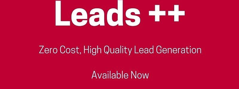 Lead Generation for Professional B2B Sales People – Leads ++