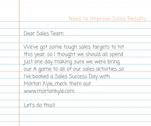 Sales Training for Colleges