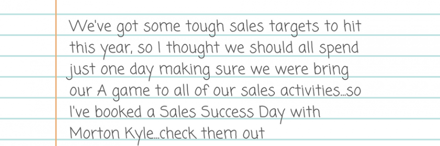 Sales Training For Colleges | Apprentice Scheme Providers | Work Programs  | Funded Learning