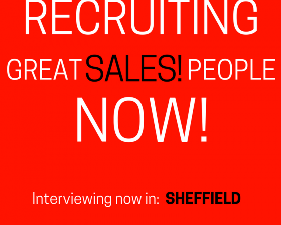 Sheffield Sales Jobs