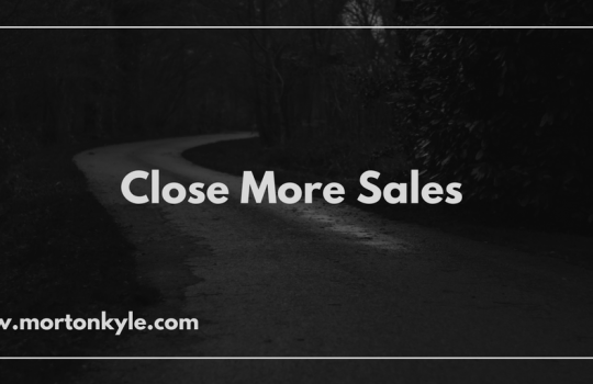 Close More Sales Ι The Perfect Sales Package For Hitting Sales Targets