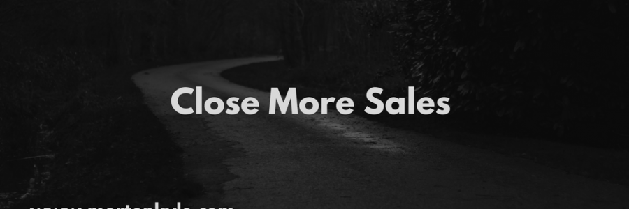 Close More Sales | The Perfect B2B Sales Training Package For Hitting Sales Targets