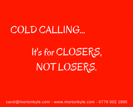 Cold Calling Techniques – So Your Buyers Love You