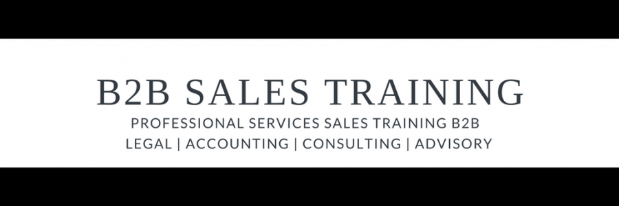 B2B Sales Training | Legal | Insurance | Consulting | Accountancy | Advisory