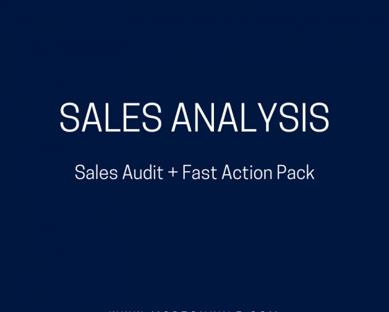 Sales Improvement Made Simple | Clarity From Confusion | Reclaim Control