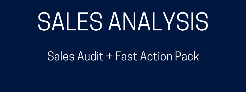 Sales Process Audit to Boost Sales | Sales Analysis for Continuous Sales Improvement | Sales Improvement Plan