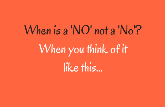 Not Every No is a Hard No | Not Knowing the Difference Costs You Sales Orders