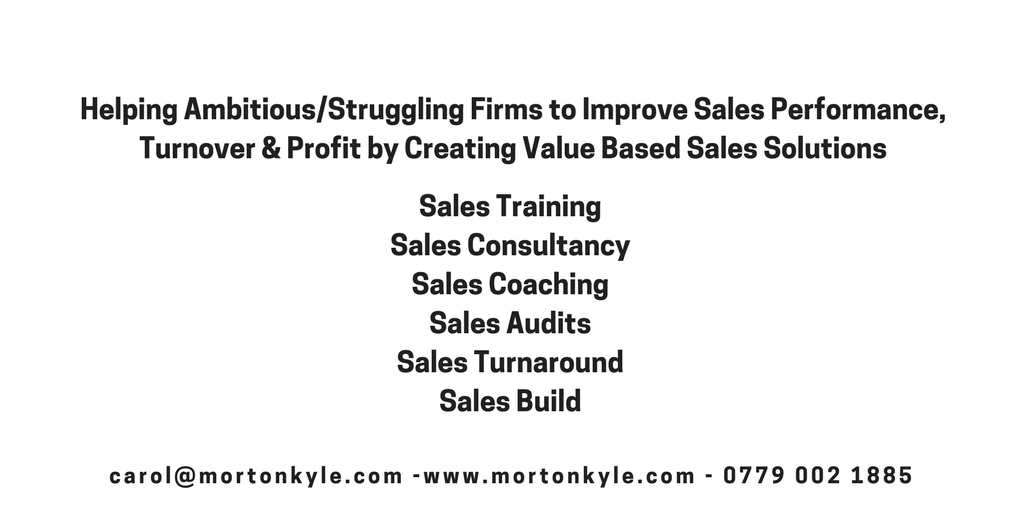 3 Sales Questions No-One Uses Any More