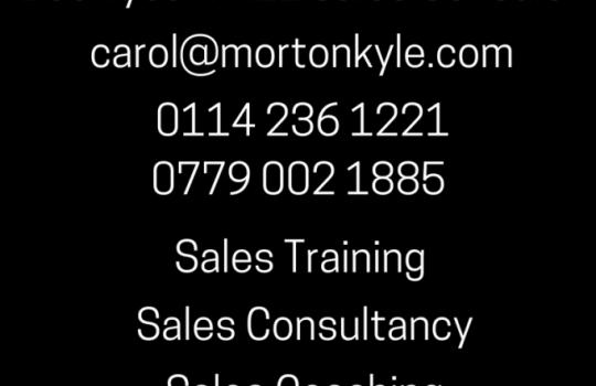 Morton Kyle Limited – Leading Sales Training Companies UK