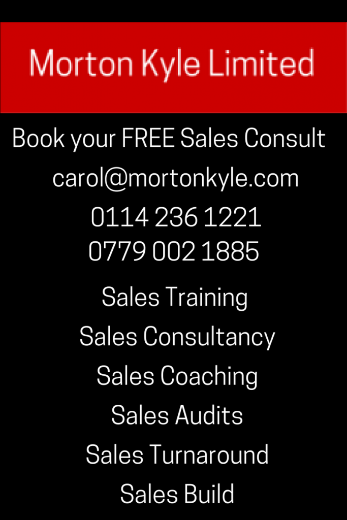 Morton Kyle Limited - Sales Training Companies UK