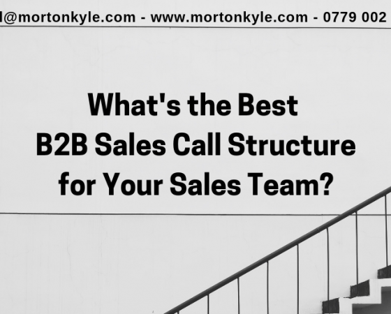 Practice Until You Can't Fail!! | Sales Call Structures That Get Great Results