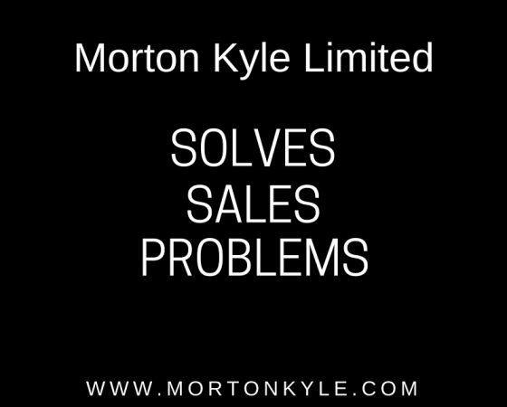 The Morton Kyle Sales Training Charter | B2B Sales Training That Delivers