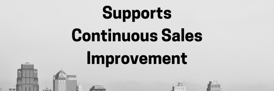 Sales Process Design & Continuous Sales Improvement – Build a Sales Process by Design Not Default