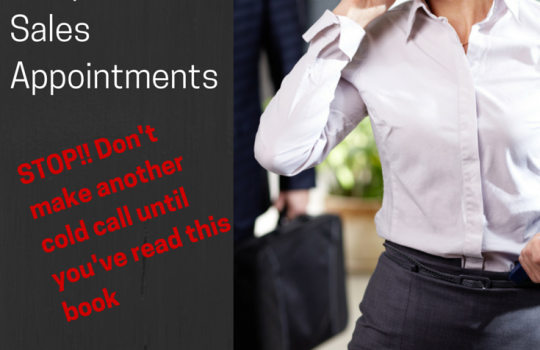 Setting Appointments Over the Phone | When You Really Don't Want To