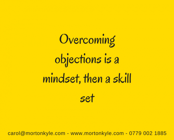 Overcoming Objections | Because Sales People Create Far More Sales Objections than Buyers