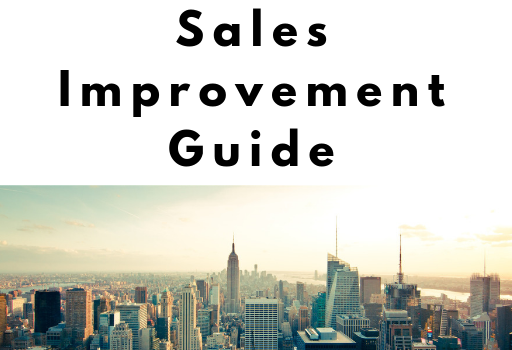 Free Sales Improvement Guide | Building Successful Sales Teams | Starting Now