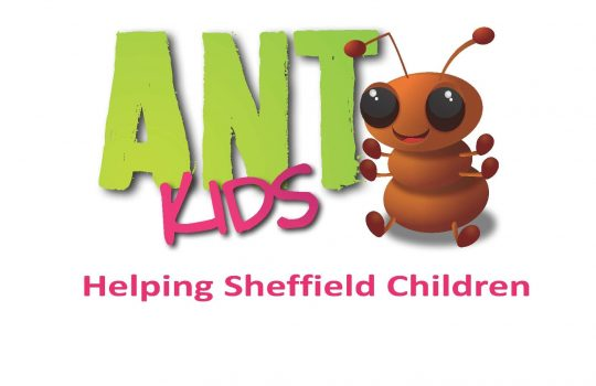 Help Sheffield Children Have the Best Christmas |  Morton Kyle Ltd Supports ANT Kids