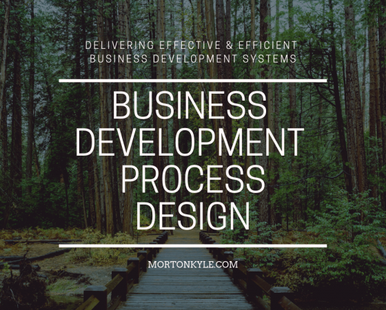 Business Development Process |Start With the End in Mind…| Who Do You Really Want to Be Signing Orders With?