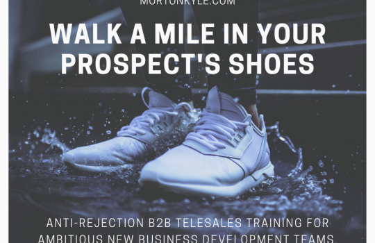 B2B Telesales Training | Swap Rejection for 17 Positive Outcomes in Cold Calling
