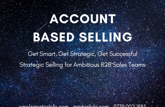 Account Based Selling for Ambitious B2B Sales Teams
