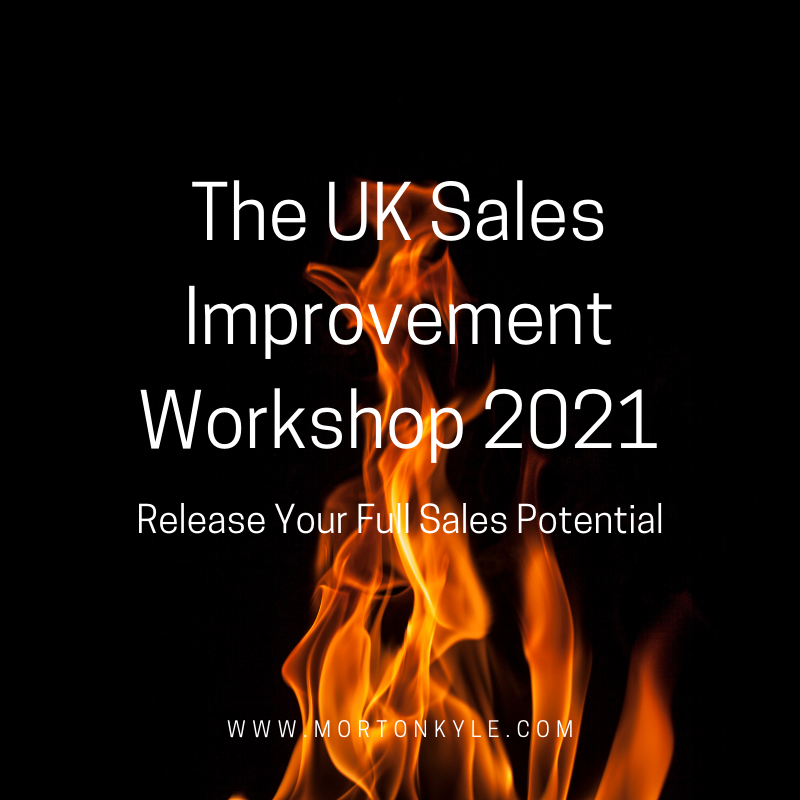 The UK Sales Improvement Workshop 2021