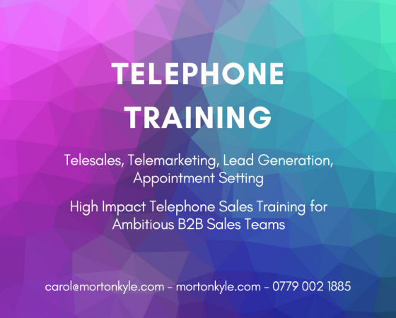 Use the Telephone to Book Great Sales Appointments