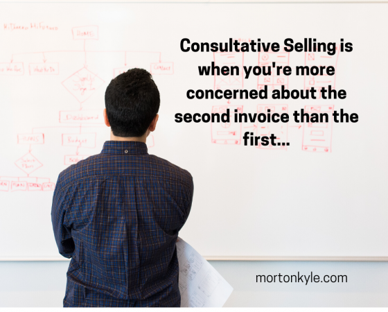 What is Consultative Selling & Should You Be Using Consultative Selling to Close Higher Quality Deals More Often?