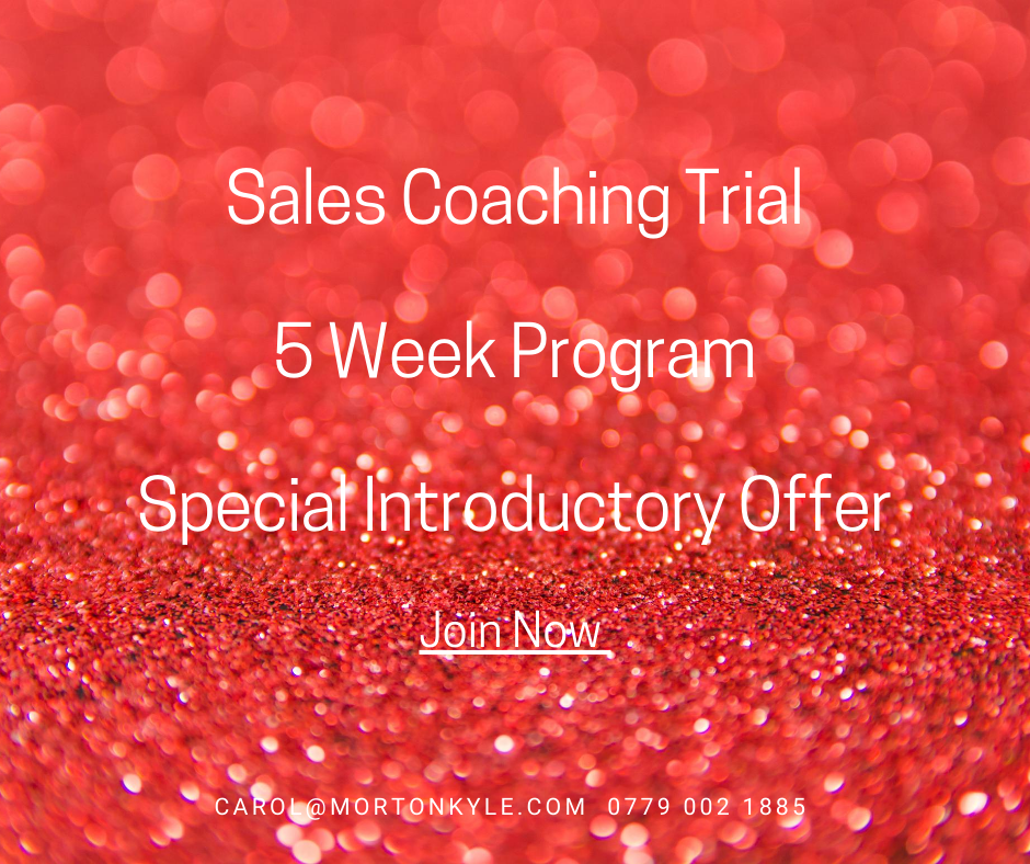 Sales Coaching is the hidden sales weapon for high performing sales people and sales leaders